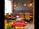 Обзор семейного кафе с бесплатной детской комнатой ПиццаФабрика