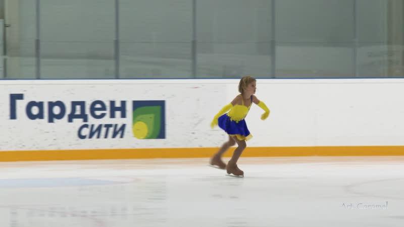 Варвара Киричек Локомотив 20181117 Ice Diamonds G UF(1)