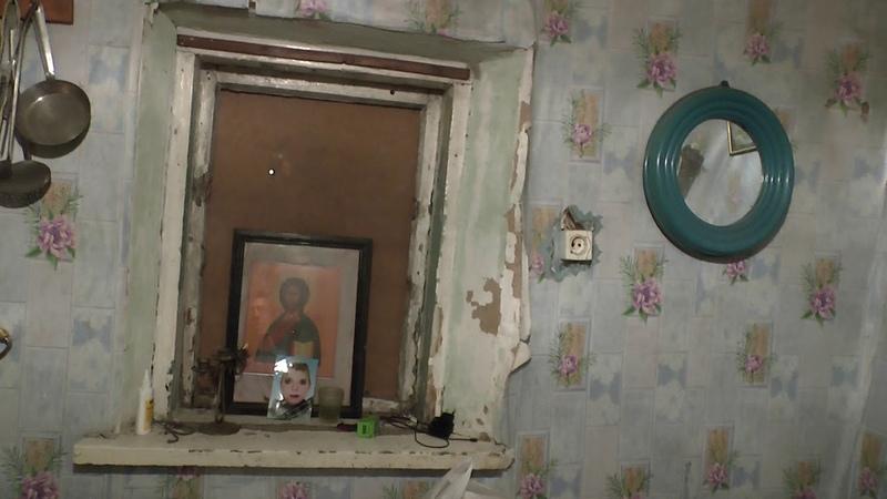 Помощь жителя Днепропетровска пострадавшей семье