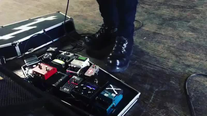Tim Skold with Psyclon Nine (Tour of the Worm 2018)