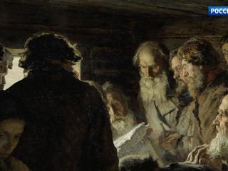 Передвижники. Николай Богданов-Бельский
