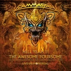 Gamma Ray альбом Hell Yeah!!! The Awesome Foursome