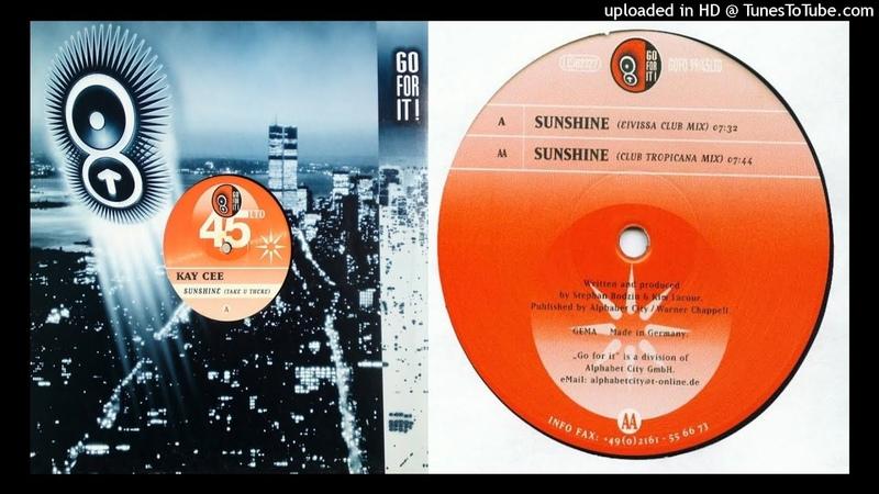 KayCee - Sunshine (Club Tropicana Mix)