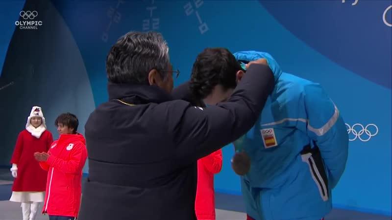 Gracias, Javier! - Skating world pays tribute to Javier Fernandez ahead of final