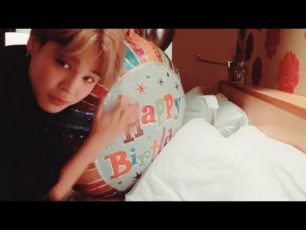 [ENG SUB] BTS Live : ma birth day! 🎂 Happy Jimin Day
