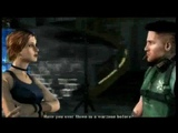 Jennifer Mui recruiting Ewan Mercenaries 2