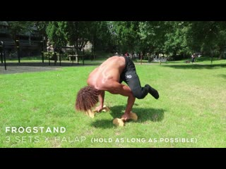 The ultimate parallettes guide - beginner_intermediate_advanced calisthenics wor