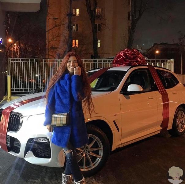 Николь Кузнецова получила шикарный подарок от своего супруга