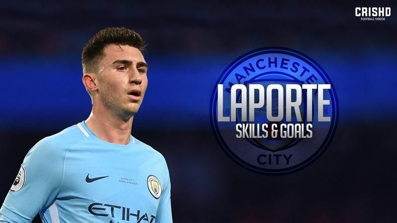 Aymeric Laporte 201819 - Manchester City - Elite Defender Skills | HD