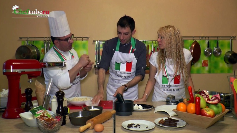 Мастер-класс Канноли трубочки по-сицилийски как правильно приготовить итальянская кухня десерт.