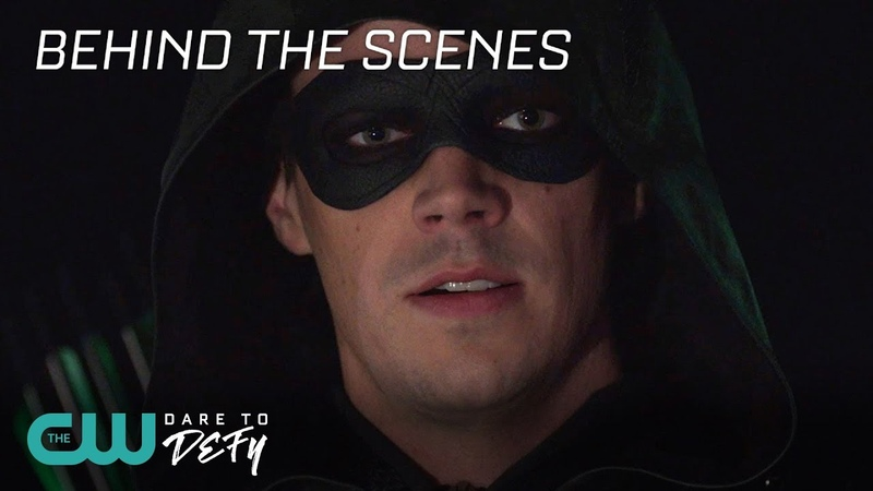 Elseworlds   Inside: Elseworlds, Part 1   The CW