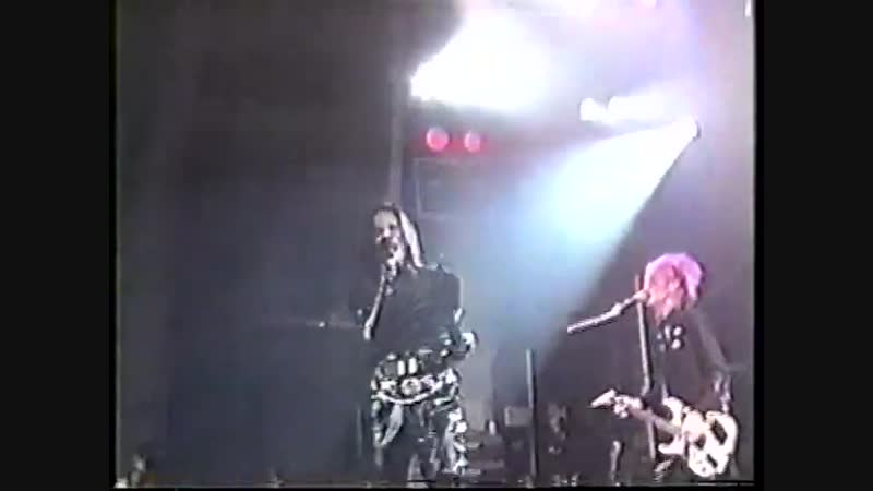 BUCK-TICK 'TELEPHONE MURDER' Club ''Citta'' 1990.03.15
