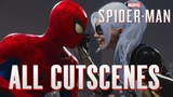 MARVEL'S SPIDER-MAN AND BLACK CAT - ALL CUTSCENES PS4