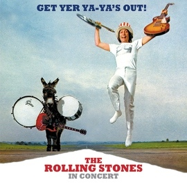 The Rolling Stones альбом Get Yer Ya-Ya's Out! The Rolling Stones In Concert