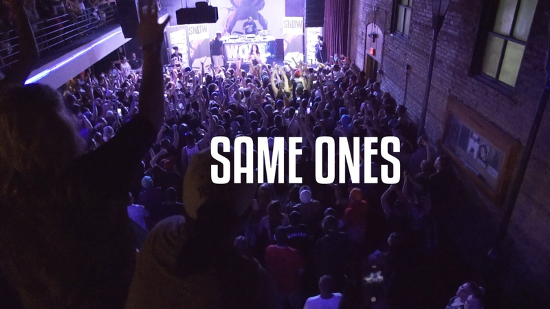 Snow Tha Product - Same Ones (Official Lyric Video)