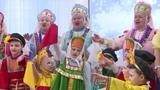 С русской песней - с детских лет