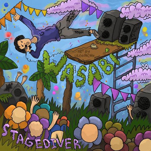 Wasabi альбом Stagediver