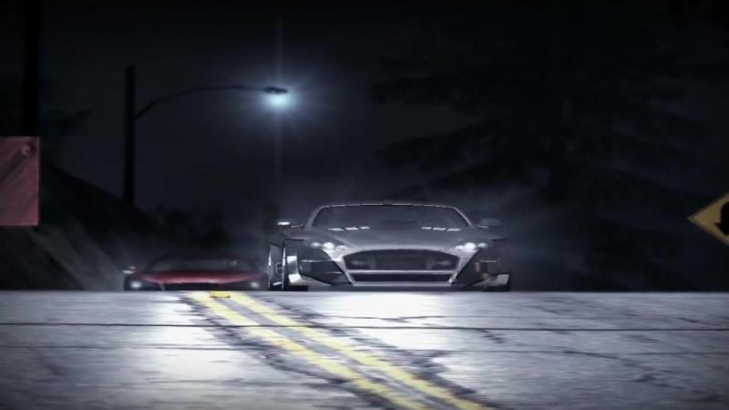 Need for Speed Carbon игрофильм