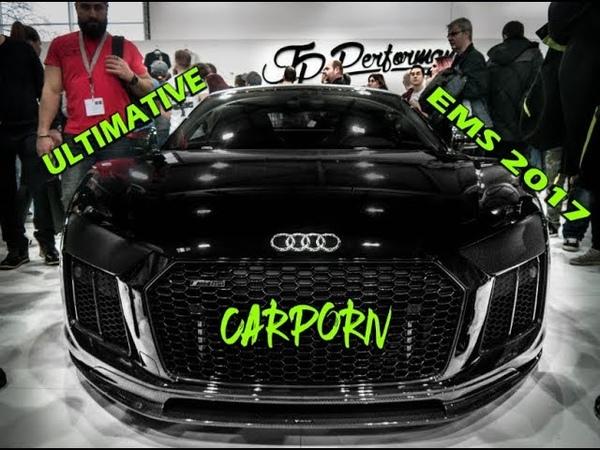 Essen Motorshow 2017 - Mareike Fox , Jp Performance uvm. Carporn !
