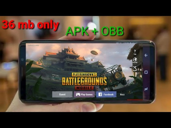 [36mb]pubg mobile APKOBB Download for Android Highly compressed