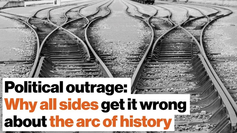 Political outrage: Why all sides get it wrong about the arc of history | Timothy Snyder