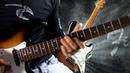 Pink Floyd Dogs of War Guitar Solo- POD XT - David Gilmour