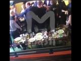 Кокорин и Мамаев избивают чиновника Минпромторга в «Кофемании»