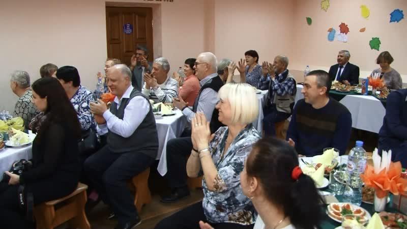 Общество глухих отметило юбилей