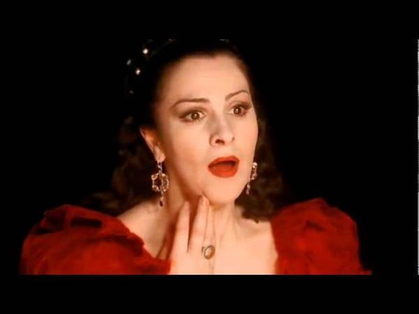 Angela Gheorghiu - Vissi d'arte (Tosca, Puccini)