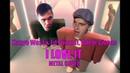 Kanye West Lil Pump ft. Adele Givens - I Love It Metal Cover by ONIR