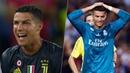 Unfair Referee Decision on Cristiano Ronaldo