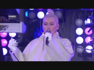 Christina Aguilera | New Year's Rockin' Eve (Rehearsal)