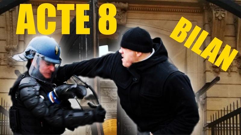 [ZAP] ACTE 8 : LE BOXEUR ET LE BÉLIER - Gilets Jaunes (UnderZap 14)