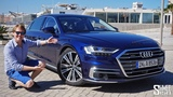 The NEW Audi A8 is the ULTIMATE TECH FEST!  REVIEW