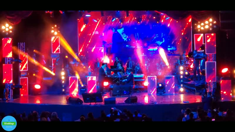 Little Neshamaleh Live - Abie Rottenberg _ MBD _ Yedidim Choir _ Sababa Band