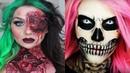 Готовимся к ХЭЛЛОУИНУ Макияж для Хэллоуина идеи сборник 17 хэллоуин, хэллоунинмакияж, макияжнахеллоуин, жуткиймакияж, макияжжесть, макияждляхэллоуина, гримнахэллоуин