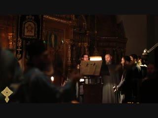 Хор братии Валаамского монастыря - Стихиры | Сретение Господне