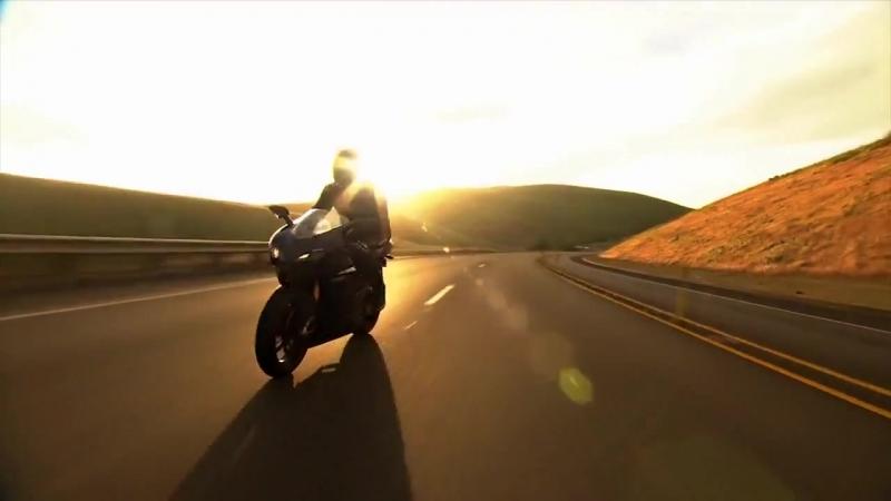 Крутое атмосферное видео про мотоциклы. Спортбайки, байкеры, классная подборка