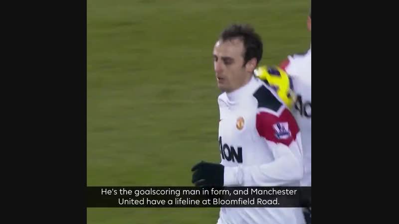 «Блэкпул» 2-3 «Манчестер Юнайтед». АПЛ. 2011 год.