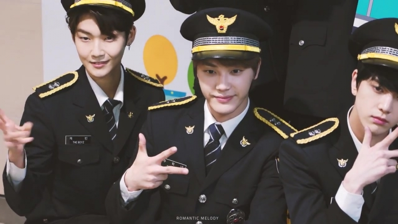[FANCAM] 180920 Фокус на Ханёна @ Songpa Police Station Promotional Ambassadors Appointment