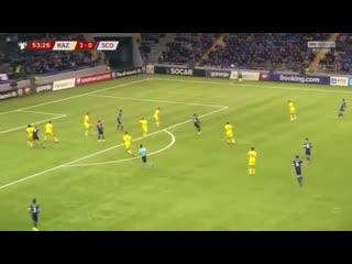 Обзор игры Казахстан-Шотландия 3:0 21.03.2019