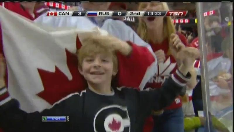 Хоккей Канада-Россия Red Machine