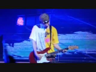 DE JAPAN TOURSTYLEin SAPPORO preview 에어 기타만 쳤던 달님에게 진짜 기타를!!! 스탭의 준비성 무엇 - - 은혁 Eunhyuk