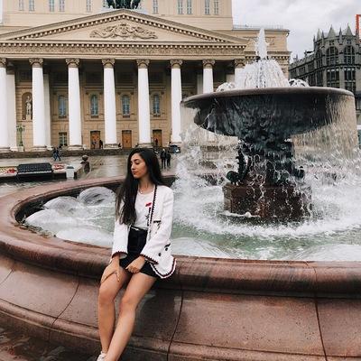 Грета Оганесян