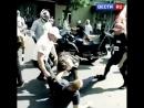 В Саратове на День города подрались участники праздничной колонны автомобилей и мотоциклов.
