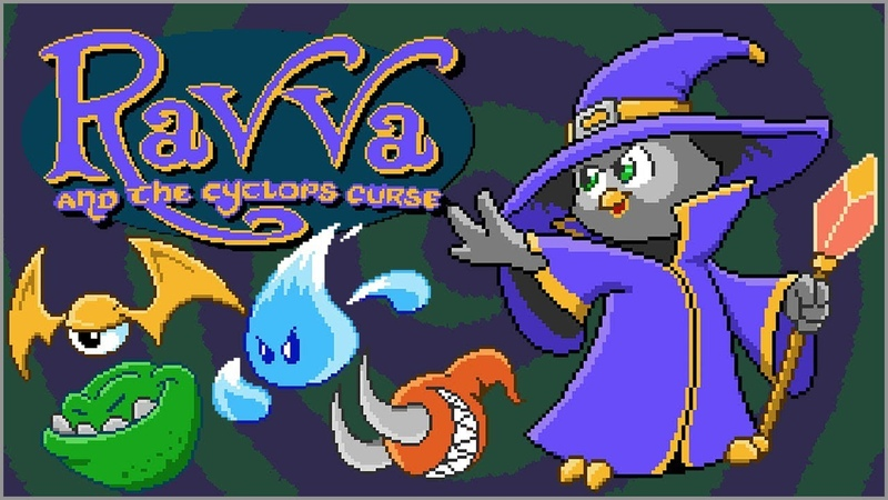 Ravva and the Cyclops Curse - Gameplay Trailer
