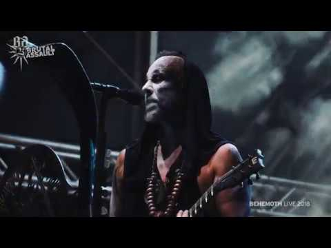 Brutal Assault 23 - Behemoth (live) 2018