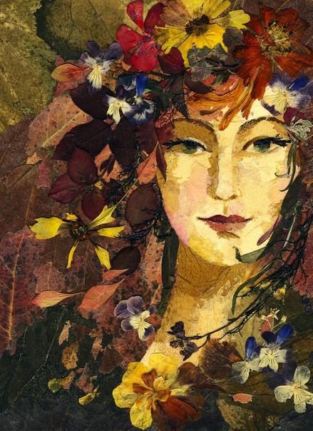Что такое ошибана Одна из самых интересных разновидностей японского искусства. Ошибана в переводе с японского означает «плоская флористика». Это искусство создания картин из высушенных и