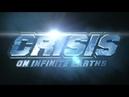 DCTV Crisis on Infinite Earths Teaser Promo Fall 2019 Crossover Teaser Scene