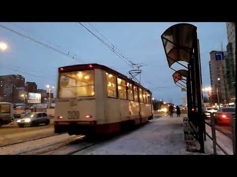 Бежит время - бегут трамвайчики :-)